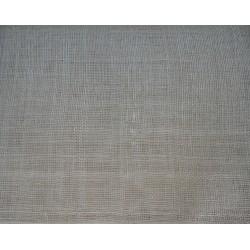 Coupon de tissu de sisal beige naturel de 50x90cm