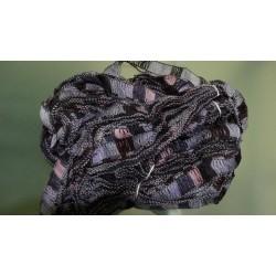 Echeveau laine cascade 617 dégradé de violet/rose