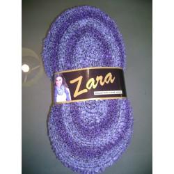 Pelote de laine ZARA 605 dégradé de violet