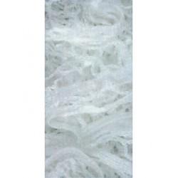 Pelote de laine cleopatra GLAMOUR 005 blanc et pailette