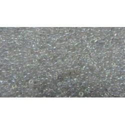 50g de Perles de rocaille 2.5mm de couleur noir hématite
