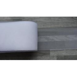Lot de 5 m de résille synthétique blanche